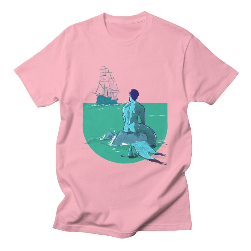 Ocean Men's T-Shirt by Ego Rodriguez's Shop
