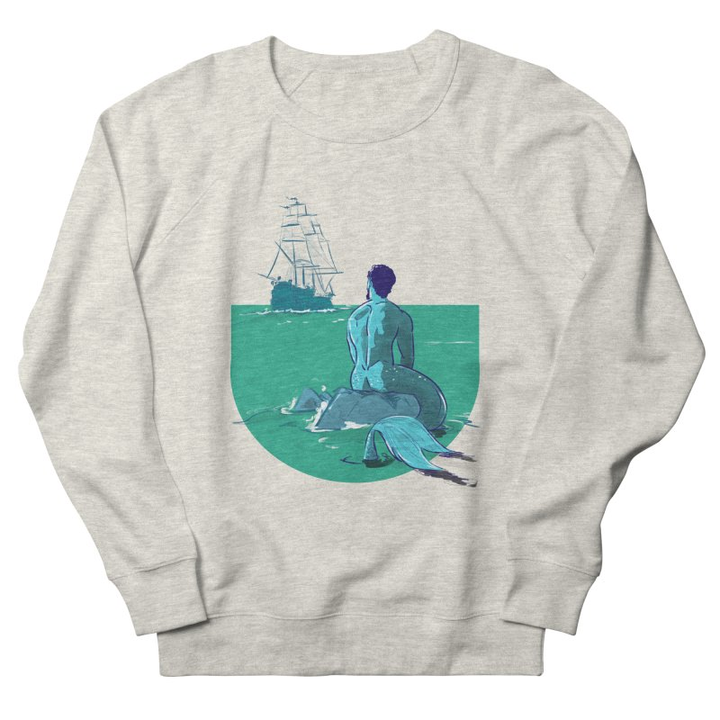 Ocean Men's Sweatshirt by Ego Rodriguez