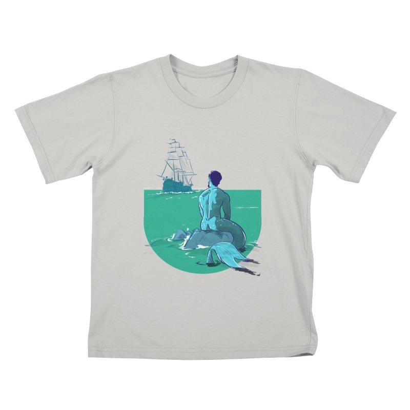 Ocean Kids T-shirt by Ego Rodriguez's Shop