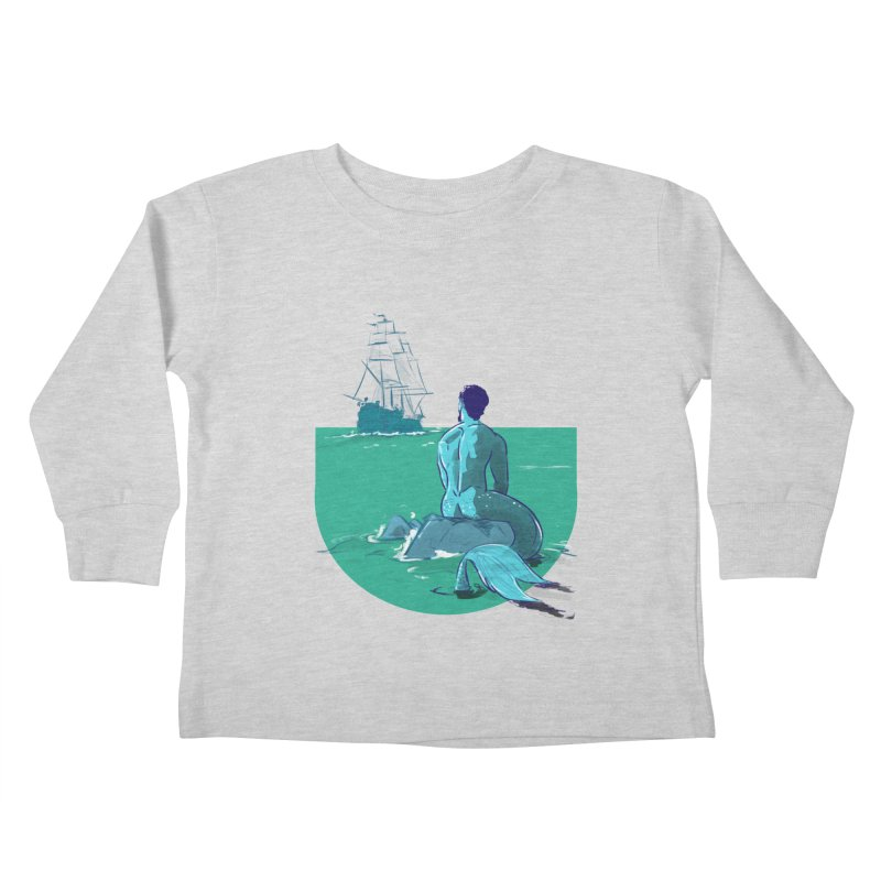 Ocean Kids Toddler Longsleeve T-Shirt by Ego Rodriguez's Shop