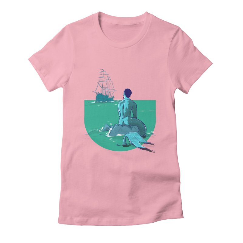 Ocean Women's T-Shirt by Ego Rodriguez