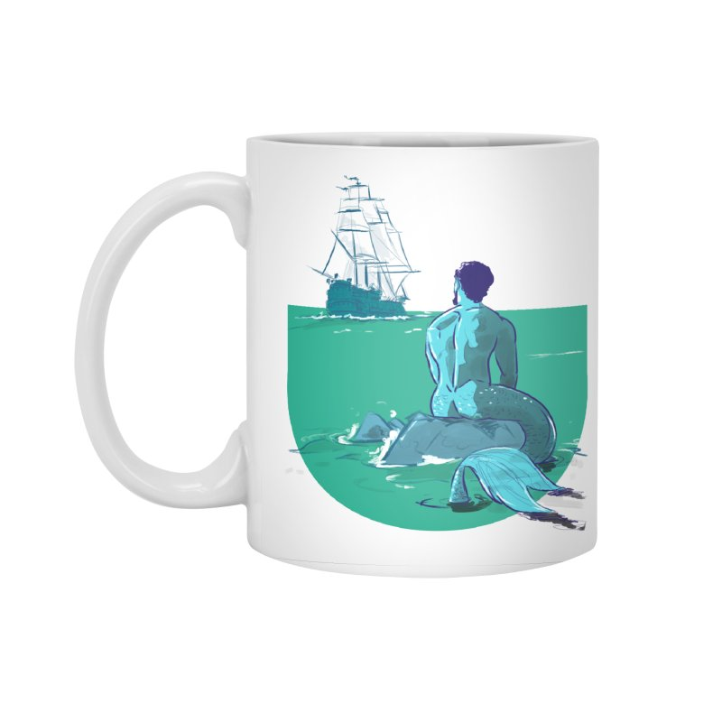 Ocean Accessories Mug by Ego Rodriguez