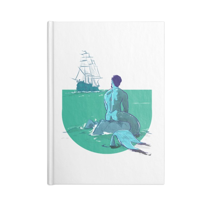 Ocean Accessories Notebook by Ego Rodriguez