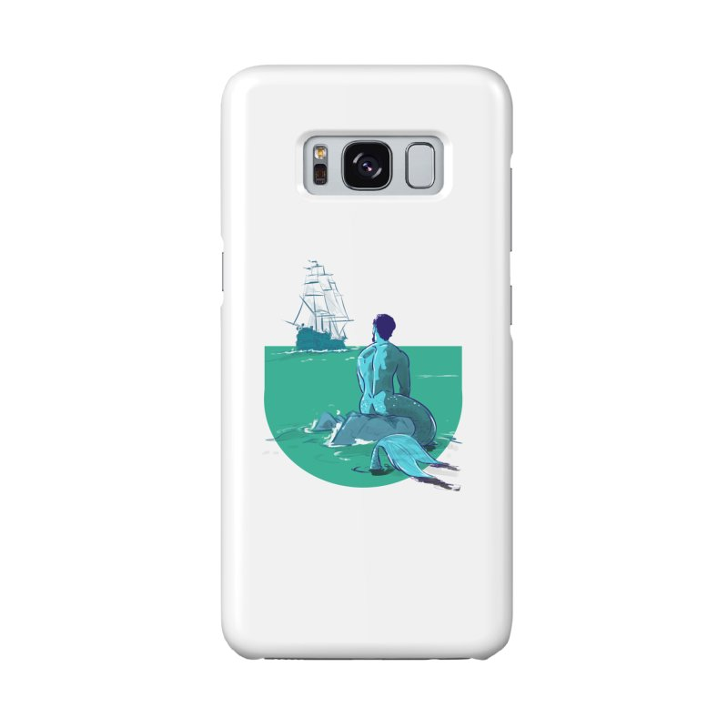 Ocean in Galaxy S8 Phone Case Slim by Ego Rodriguez