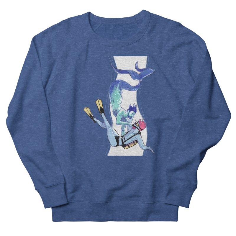 Dive Men's Sweatshirt by Ego Rodriguez