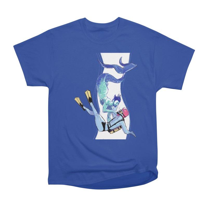 Dive Women's Classic Unisex T-Shirt by Ego Rodriguez's Shop