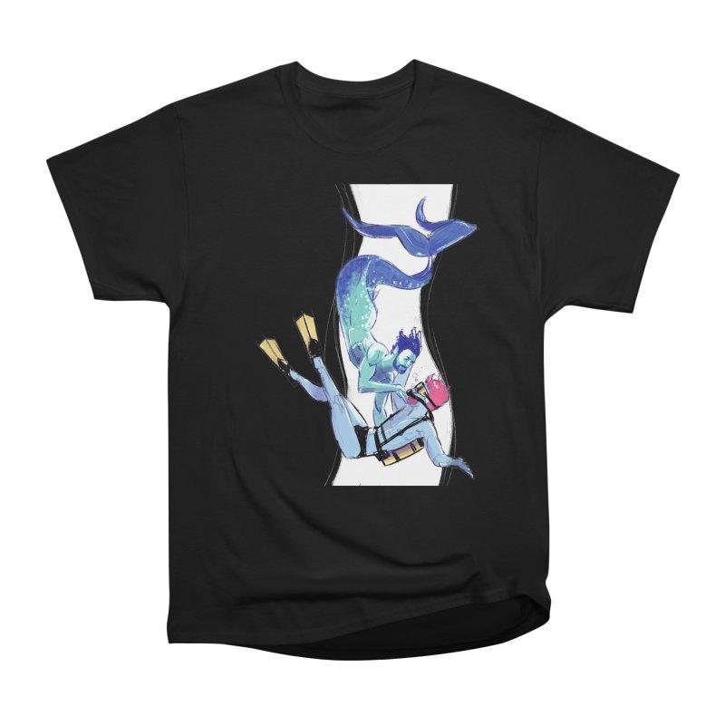 Dive Men's Classic T-Shirt by Ego Rodriguez's Shop
