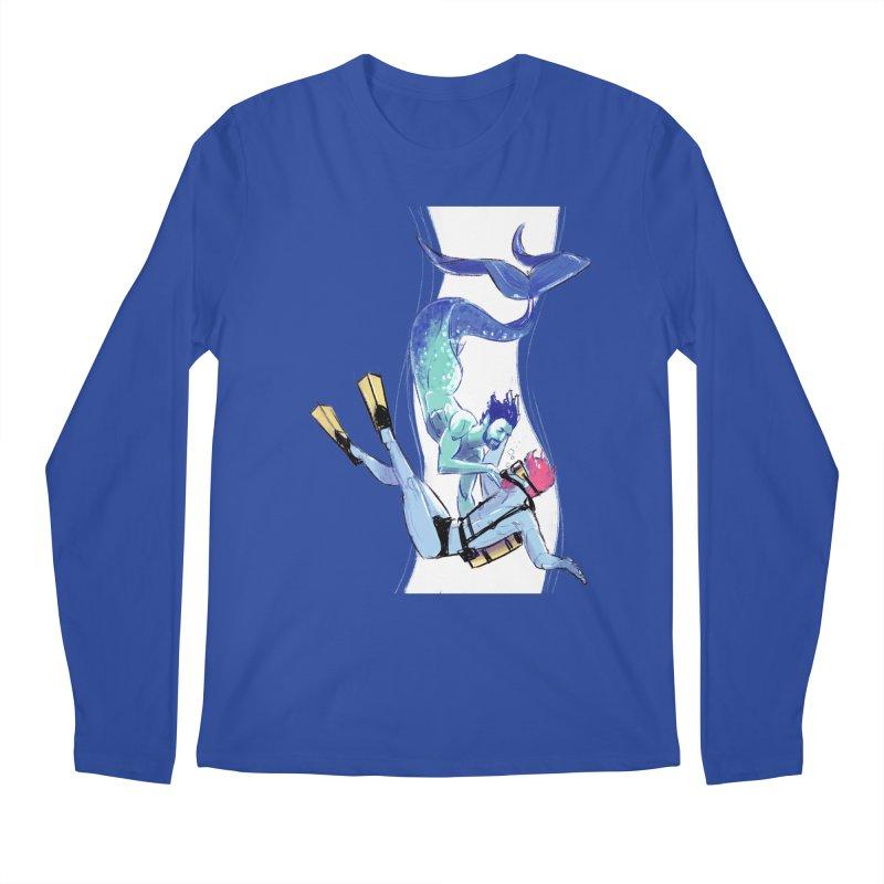 Dive Men's Longsleeve T-Shirt by Ego Rodriguez's Shop