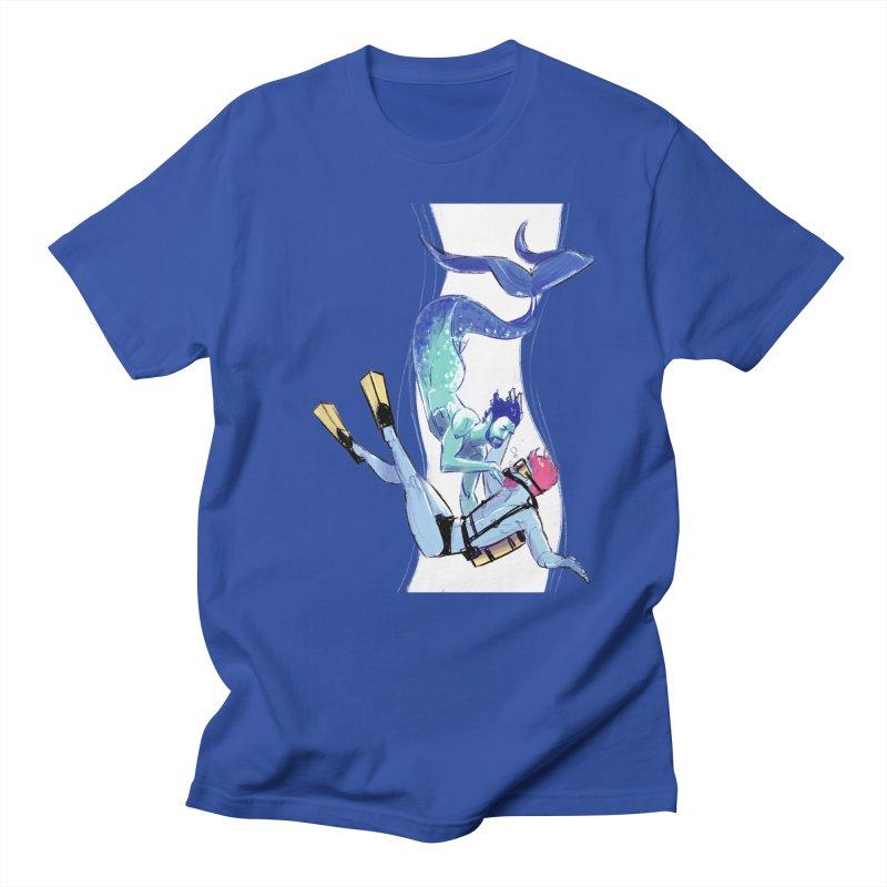 Dive Women's Unisex T-Shirt by Ego Rodriguez's Shop
