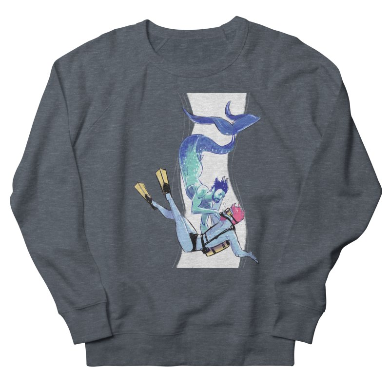 Dive Women's Sweatshirt by Ego Rodriguez's Shop