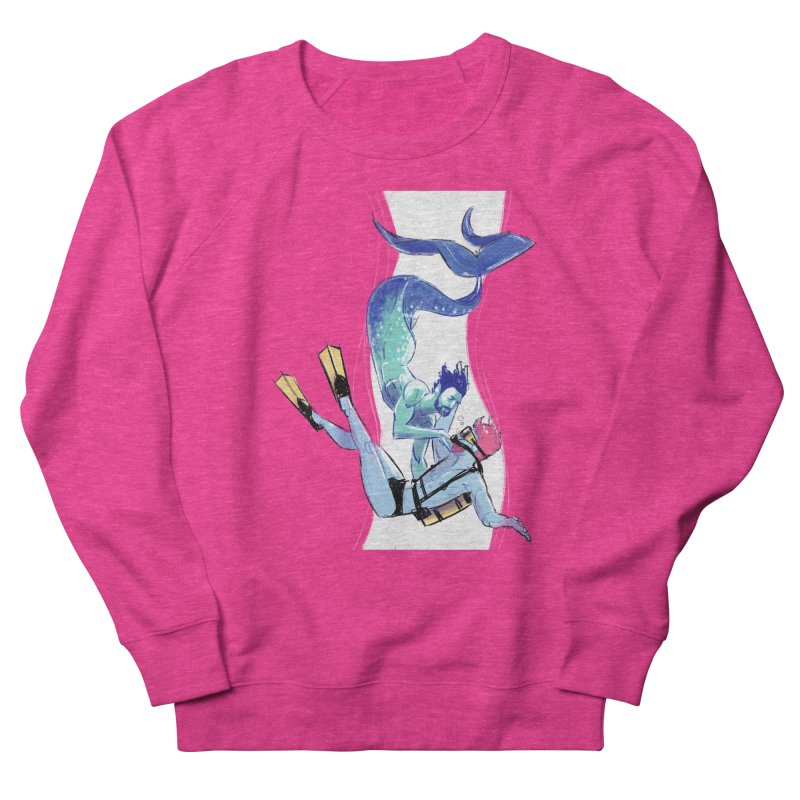 Dive Women's Sweatshirt by Ego Rodriguez's Shop
