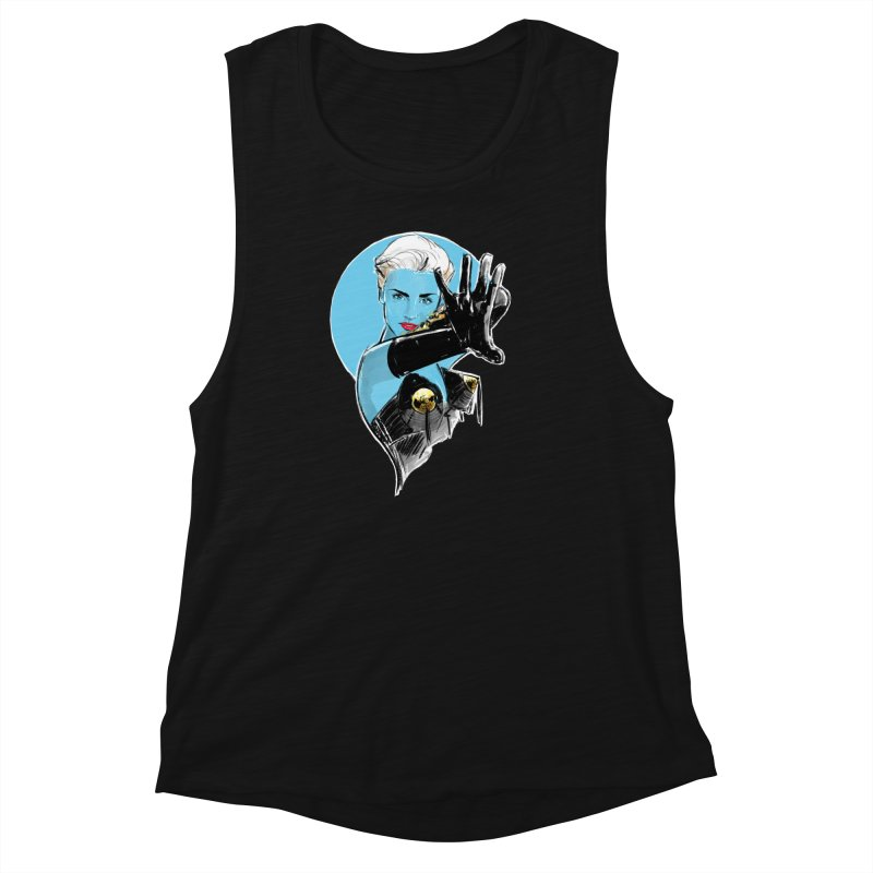 Open Your Heart Women's Muscle Tank by Ego Rodriguez's Shop