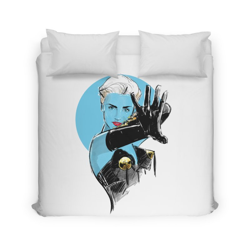 Open Your Heart Home Duvet by Ego Rodriguez's Shop
