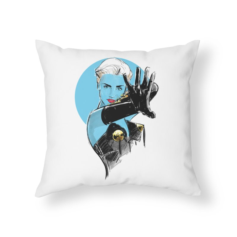 Open Your Heart Home Throw Pillow by Ego Rodriguez's Shop