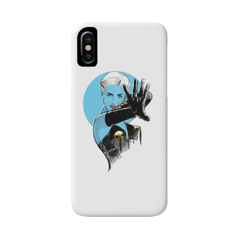 Open Your Heart Accessories Phone Case by Ego Rodriguez's Shop