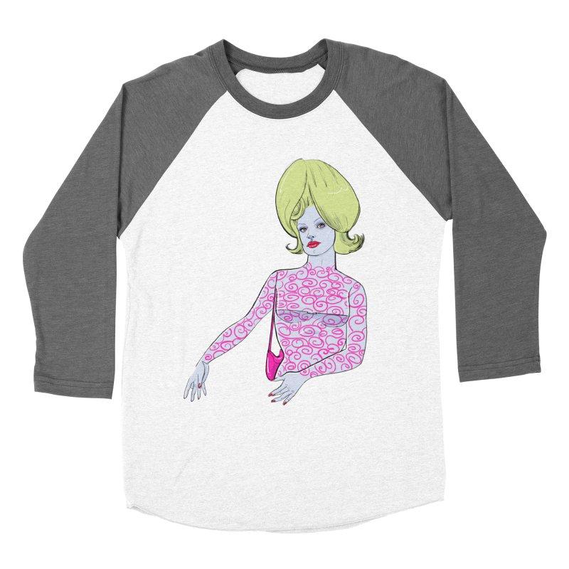 Martian Girl Women's Longsleeve T-Shirt by Ego Rodriguez