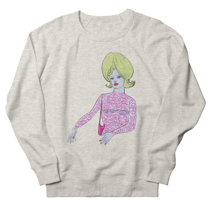 Martian Girl Women's Sweatshirt by Ego Rodriguez