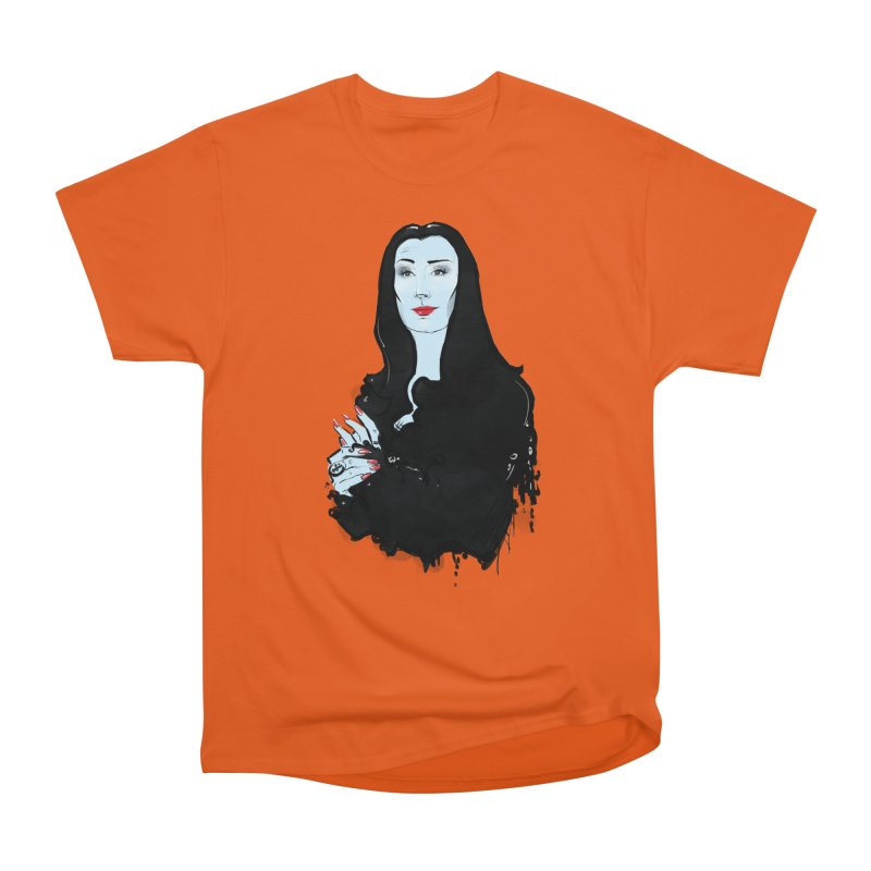 Morticia Women's T-Shirt by Ego Rodriguez
