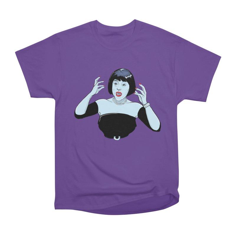 Mrs. White Men's Classic T-Shirt by Ego Rodriguez's Shop
