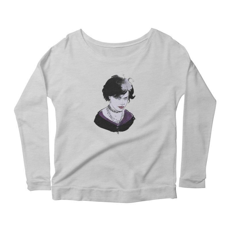Nancy Downs Women's Longsleeve T-Shirt by Ego Rodriguez