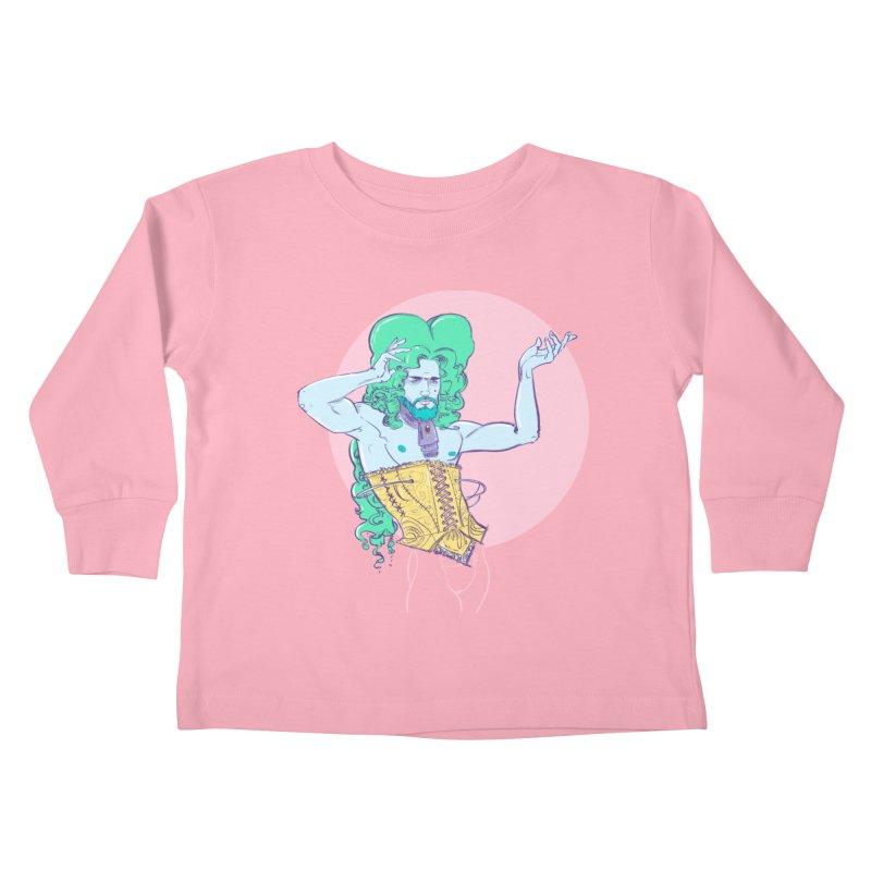 XVIII Kids Toddler Longsleeve T-Shirt by Ego Rodriguez's Shop
