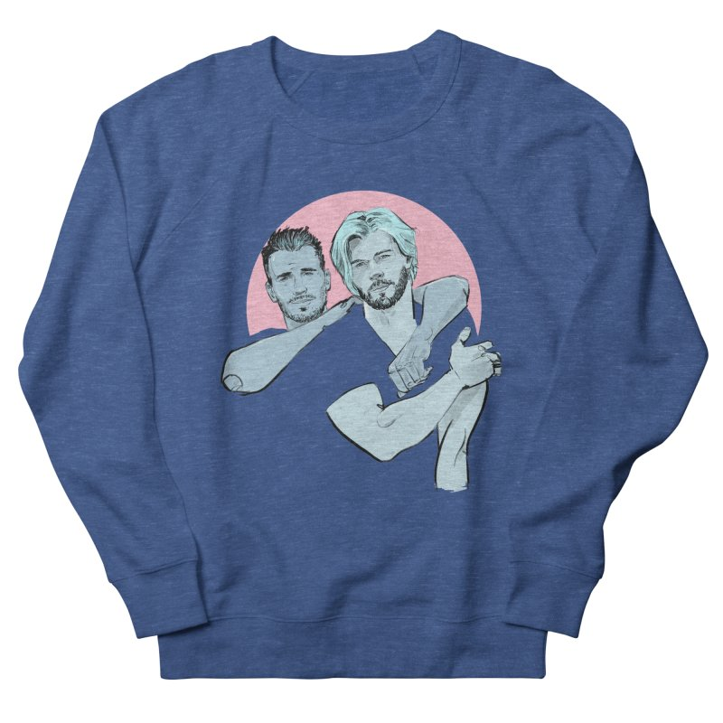 Chris Love Women's Sweatshirt by Ego Rodriguez