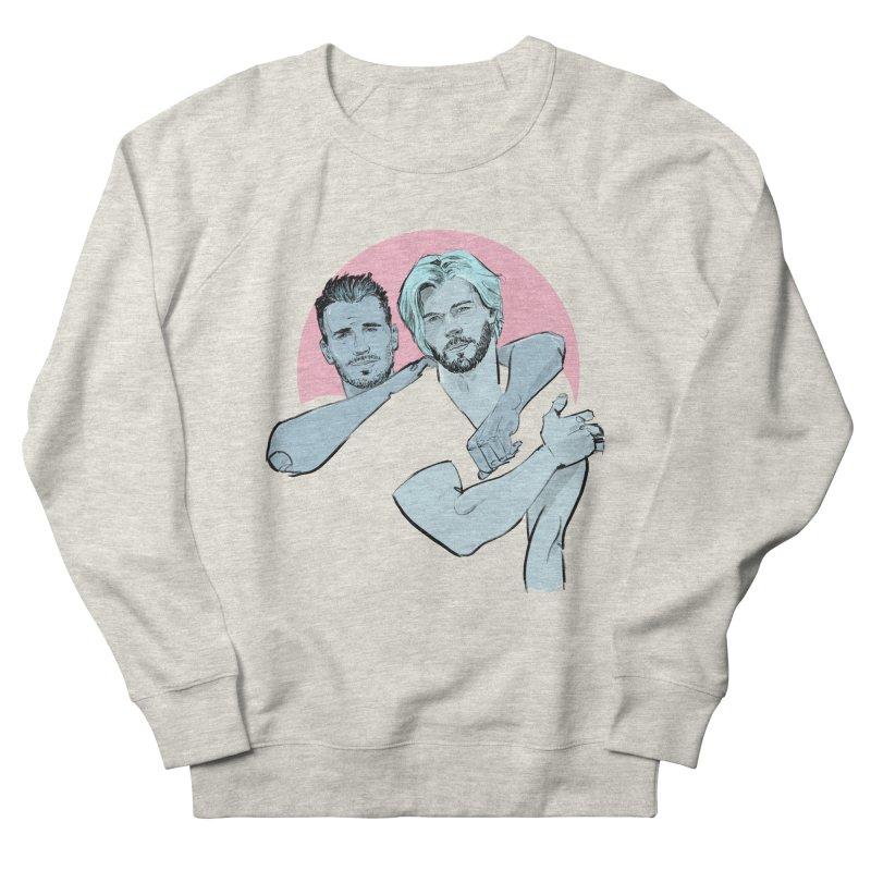 Chris Love Men's Sweatshirt by Ego Rodriguez