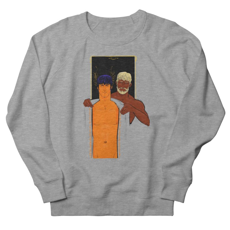 Hadrian & Antinous Men's Sweatshirt by Ego Rodriguez