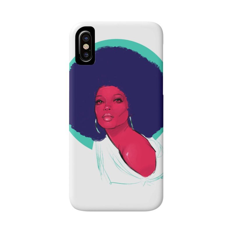 Diana Accessories Phone Case by Ego Rodriguez