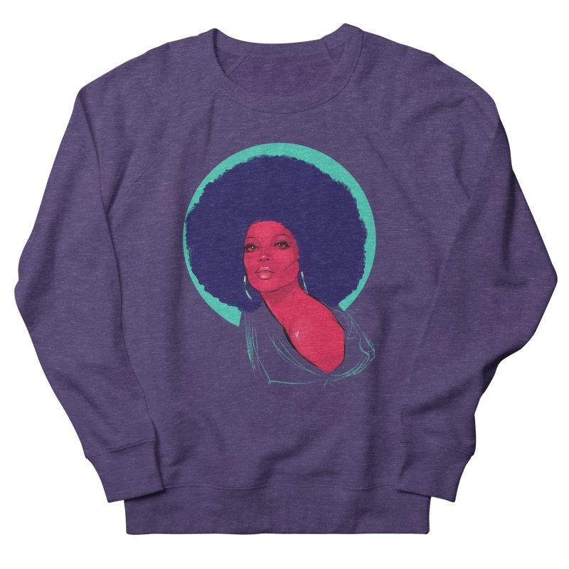 Diana Men's Sweatshirt by Ego Rodriguez