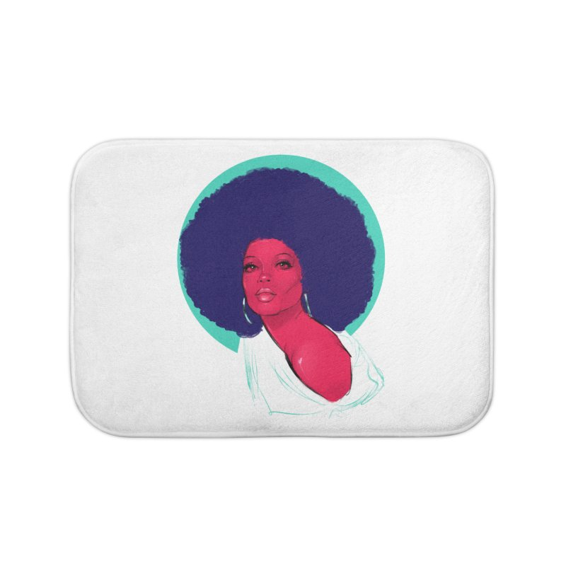 Diana Home Bath Mat by Ego Rodriguez