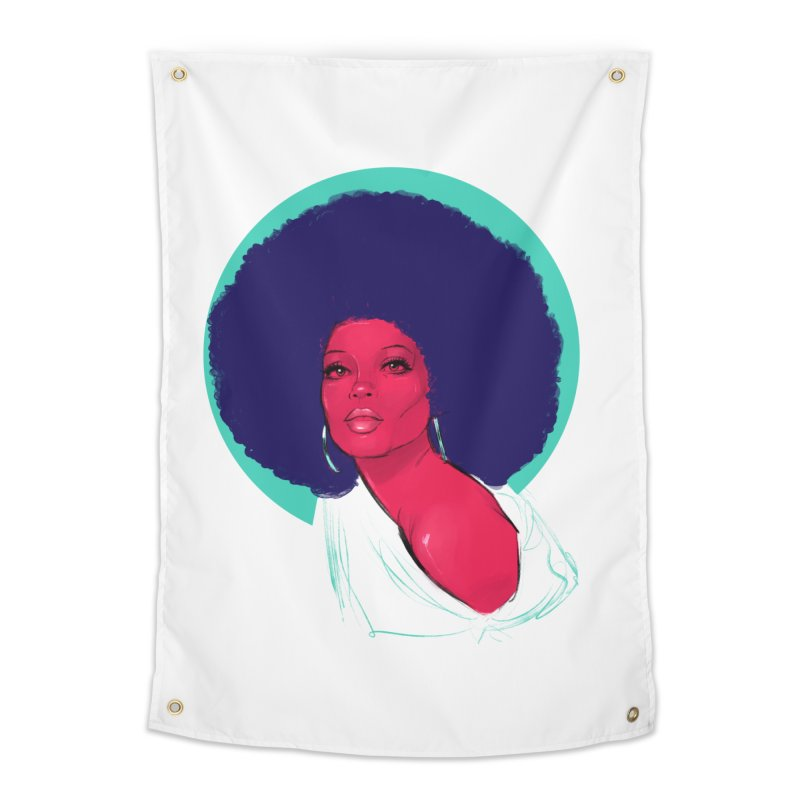Diana Home Tapestry by Ego Rodriguez
