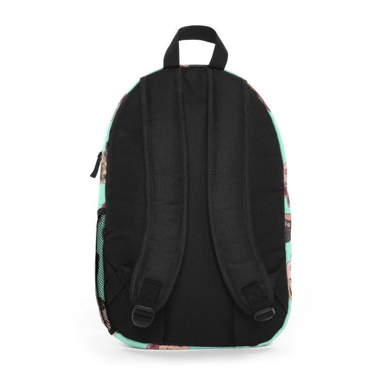 Big Five Accessories Bag by Ego Rodriguez