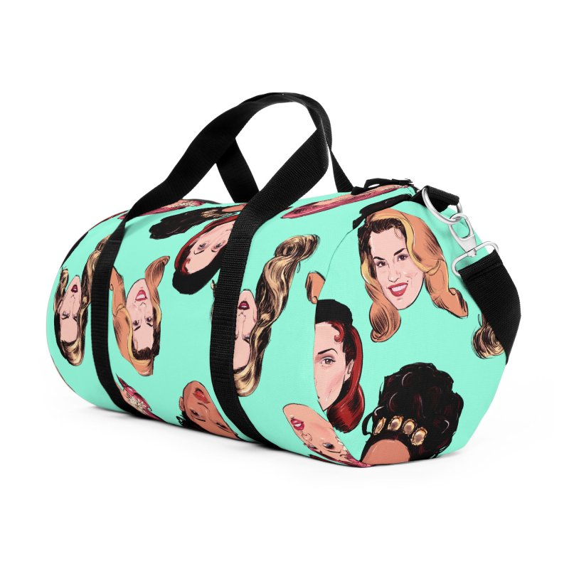 Big Five Accessories Duffel Bag Bag by Ego Rodriguez