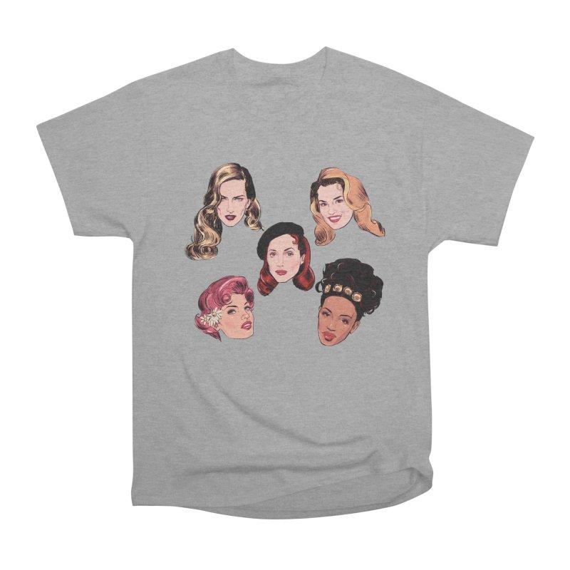 Big Five Men's Classic T-Shirt by Ego Rodriguez