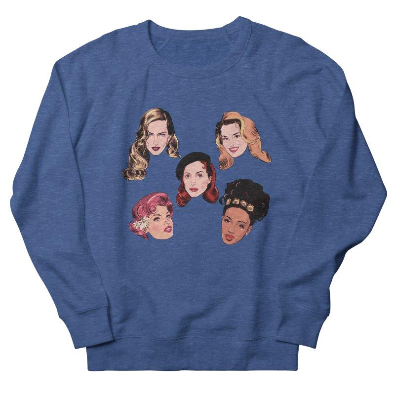 Big Five Men's Sweatshirt by Ego Rodriguez