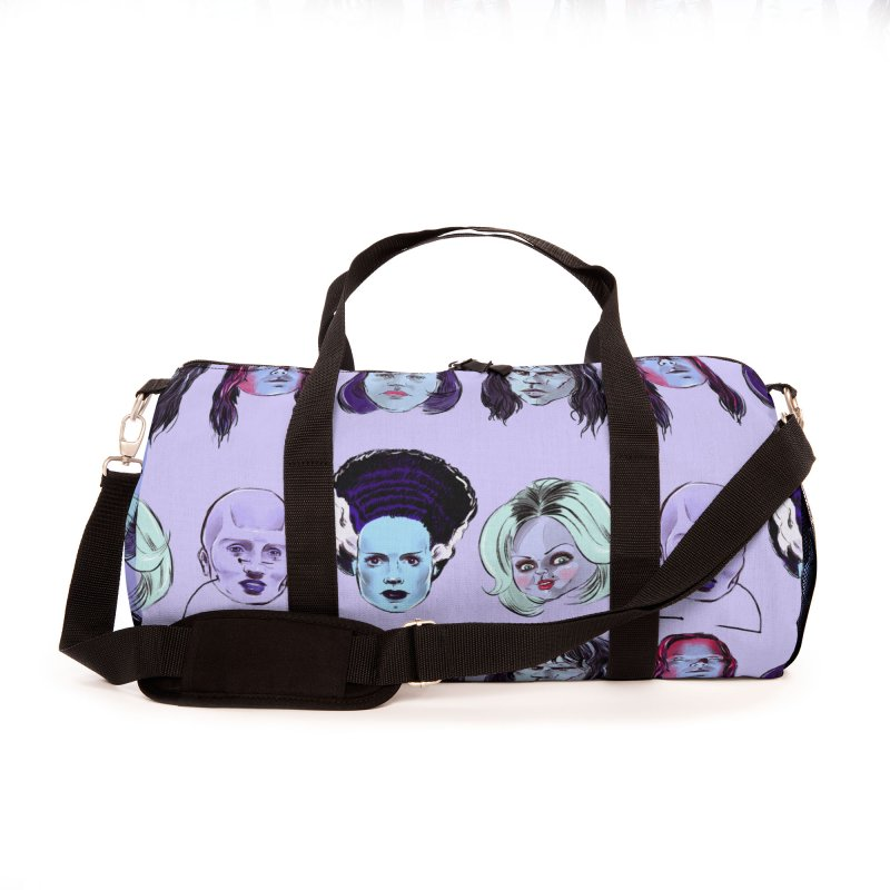 Horror Femmes Accessories Bag by Ego Rodriguez