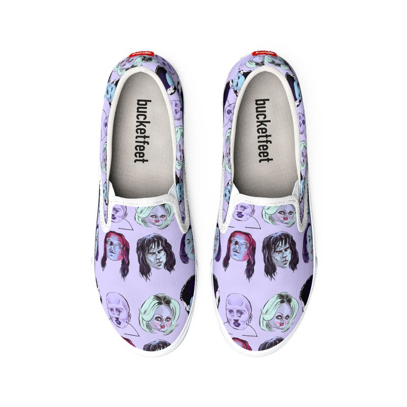 Horror Femmes Women's Shoes by Ego Rodriguez