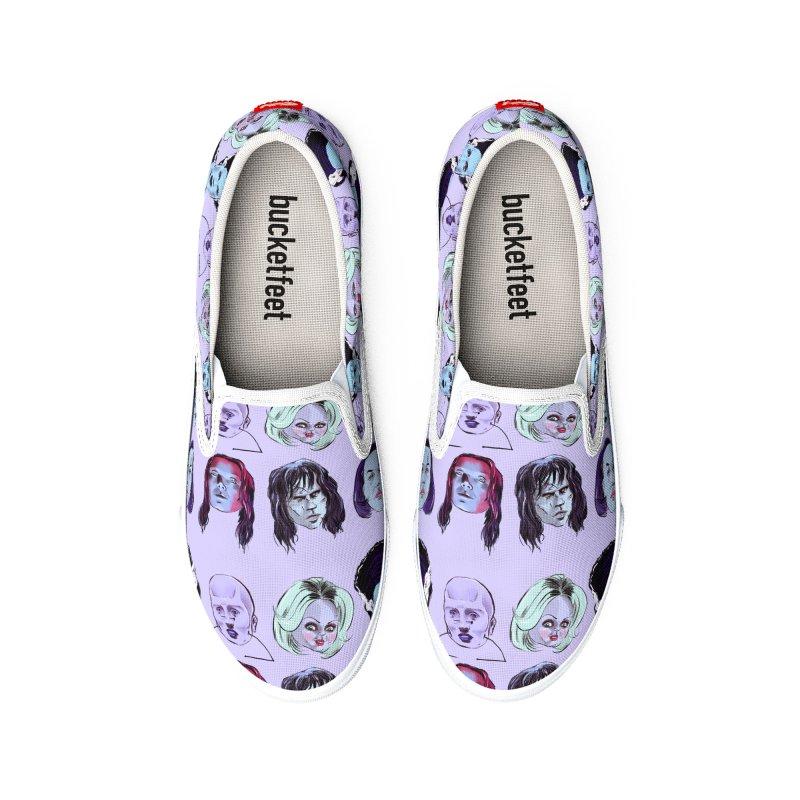 Horror Femmes Men's Shoes by Ego Rodriguez
