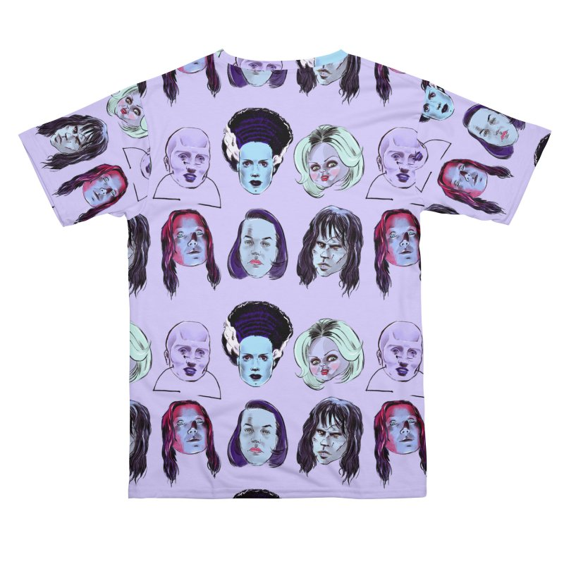 Horror Femmes Men's Cut & Sew by Ego Rodriguez