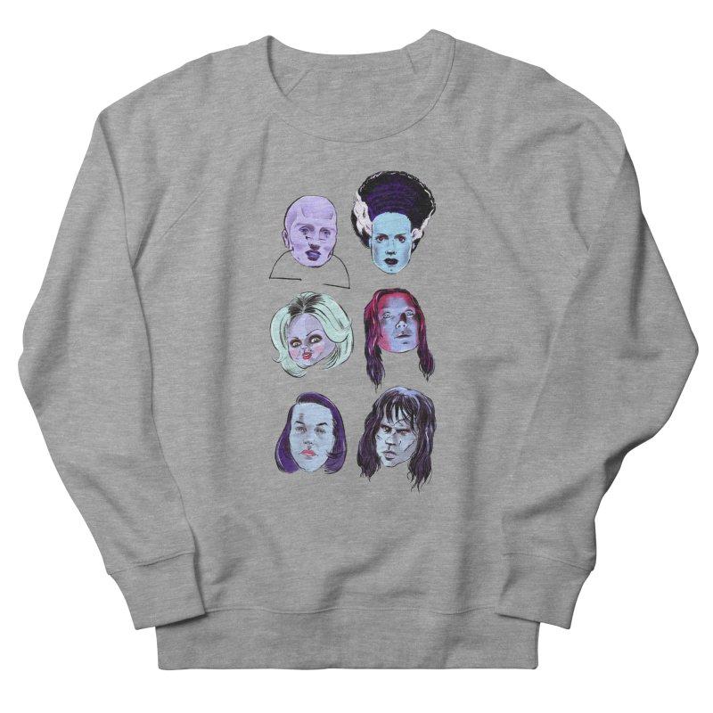 Horror Femmes Men's Sweatshirt by Ego Rodriguez