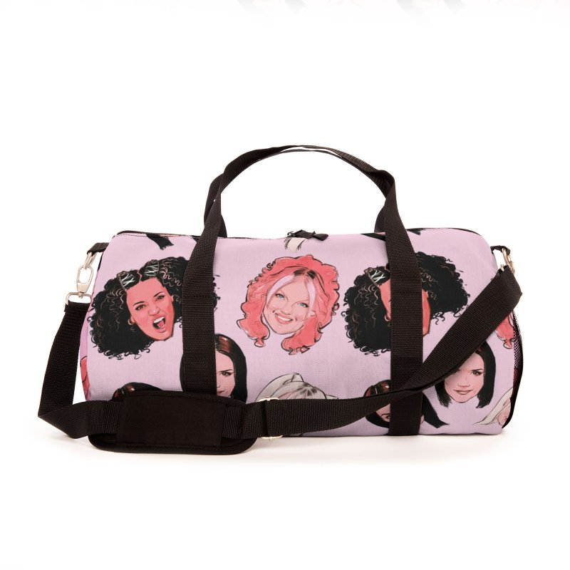 Viva Forever Accessories Bag by Ego Rodriguez