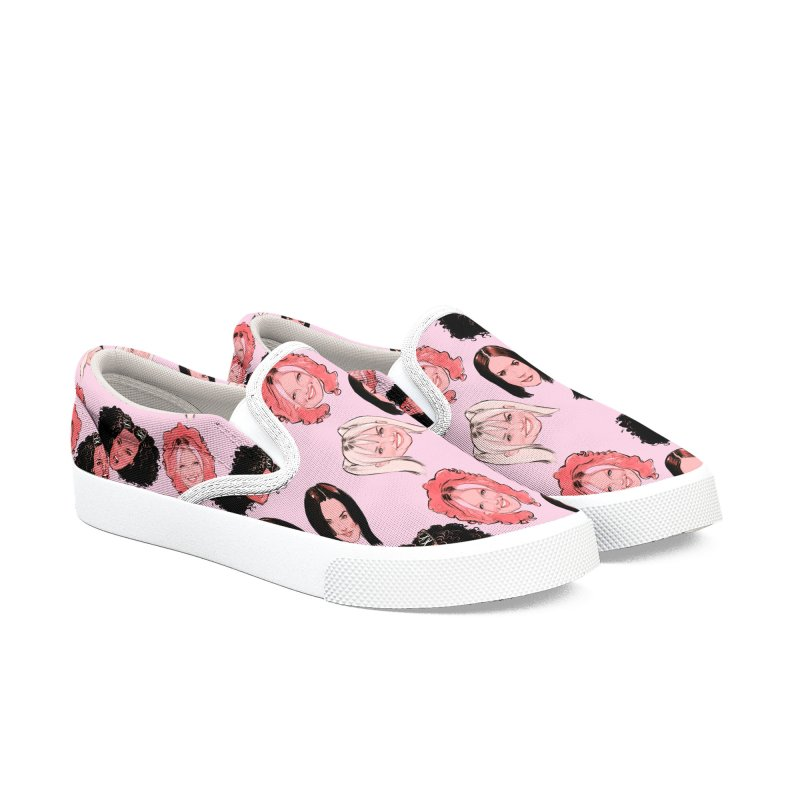 Viva Forever Women's Slip-On Shoes by Ego Rodriguez