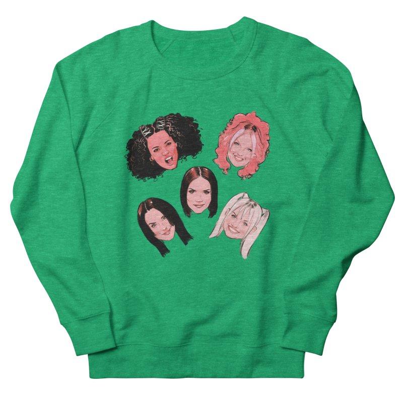 Viva Forever Women's Sweatshirt by Ego Rodriguez