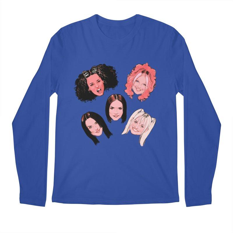 Viva Forever Men's Longsleeve T-Shirt by Ego Rodriguez