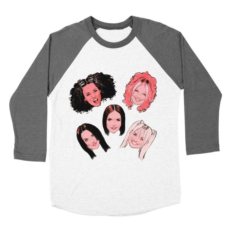 Viva Forever Women's Baseball Triblend T-Shirt by Ego Rodriguez