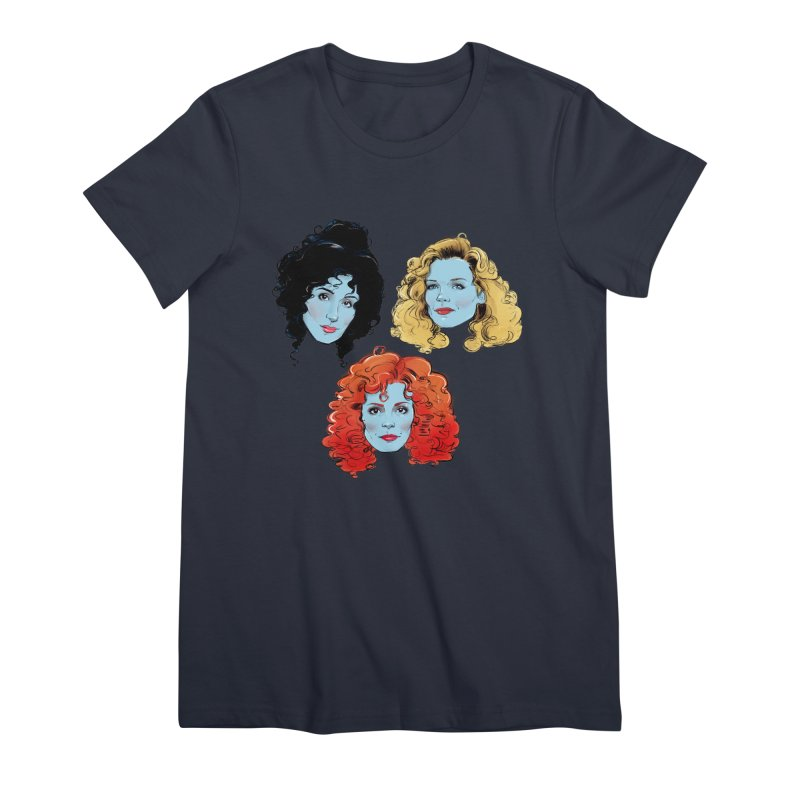 Witches Women's T-Shirt by Ego Rodriguez
