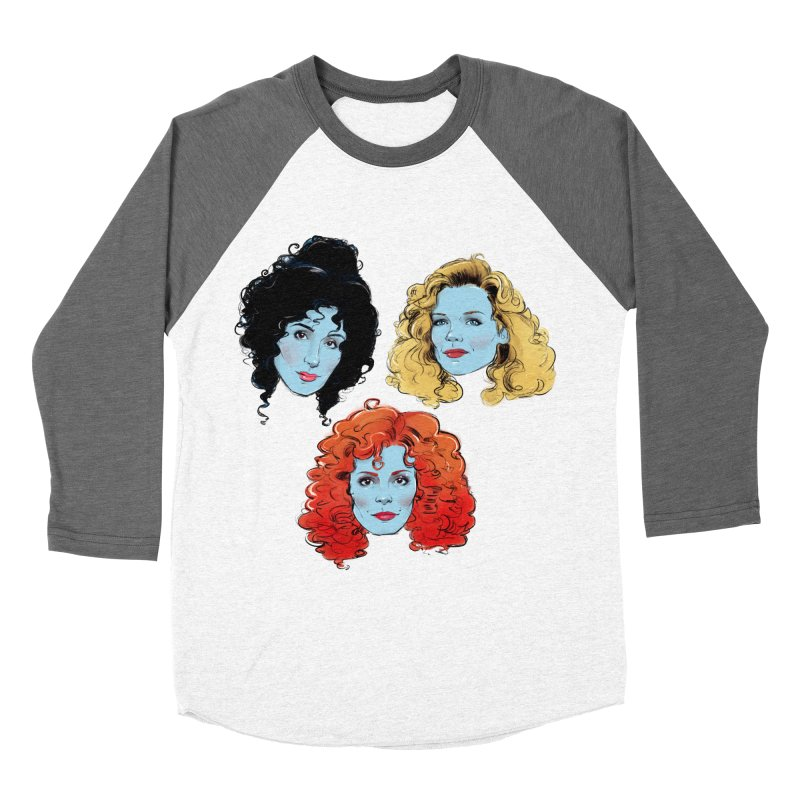 Witches Women's Longsleeve T-Shirt by Ego Rodriguez