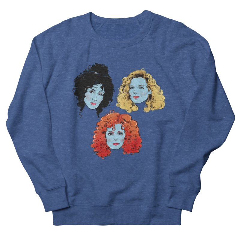 Witches Women's Sweatshirt by Ego Rodriguez