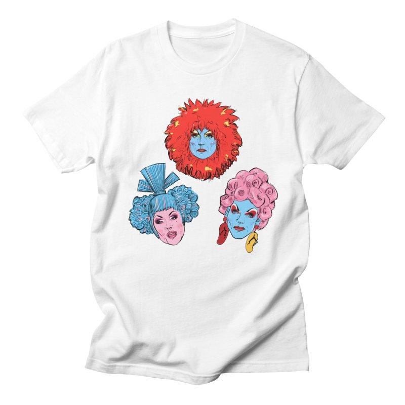 Queens Men's T-Shirt by Ego Rodriguez